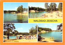 AK, Zeischa Kr. Bad Liebenwerda, Waldbad, vier Abb., 1984