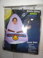 """CHILDREN'S """"ANGRY BIRDS LAZER BIRD"""" HALLOWEEN COSTUME-ONE SIZE FITS MOST"""