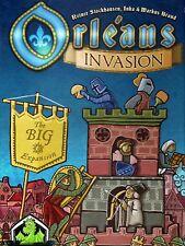 Tasty Minstrel Games Orleans Invasion Expansion board game new in shrink-wrap