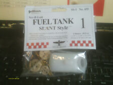 1 ounce,  (29.5 cc) clunk style fuel tank for small Model Airplane Engines