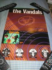 The Vandals-the quickening)-1 Poster-12.5X19-Nmint-Rare