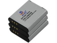 NEW 3x LI-92B 90B Battery for Olympus SH-50 SH-60 TG-1 TG-3 XZ-2 SP-100 SP-100EE