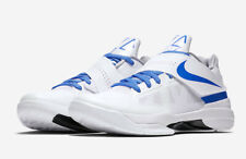 timeless design 4815d b335a Nike Zoom KD 4 IV CT16 QS Thunderstruck White Blue Sizes 8-14 AQ5103 100