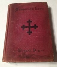 A Manual Of Prayers and Guide To The Christian Life 1889 Morgan Dix Trinity NYC