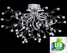 Honsel 25981  LED Leuchten Deckenleuchte Blitz LED Kristall  Blitz