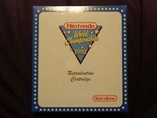 NES Nintendo World Championship NWC 1990 - RETROUSB BRAND NEW SEALED!