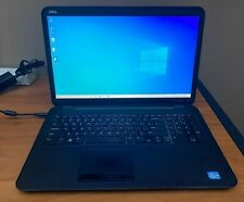 "Dell Inspiron 3721 17.3"" Laptop Core i3-3227U 1.9Ghz 8GB RAM 256GB SSD Win 10"