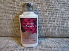 Bath And Body Works A Thousand Wishes Body Lotion 8 oz Shea Butter & Vitamin E