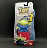 Toy Story 3 Alien Action Figure New Sealed Mattel