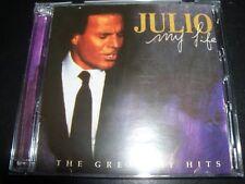 Julio Iglesias My Life Best Of Greatest Hits (Australia) 2 CD