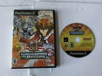 Yu-Gi-Oh GX: The Beginning of Destiny (Sony PlayStation 2, 2008) Yugioh PS2