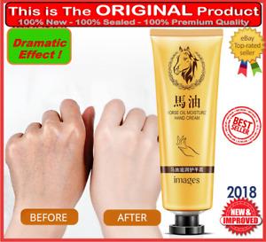 Horse oil  Repair hand cream Anti-Aging Whitening moisturizing  Care Lotion 30g