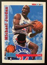 1992 Skybox NBA Hoops MICHAEL JORDAN #298 All Star Chicago Bulls