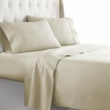 Hotel Luxury Bed Sheets Set 1800 Series Platinum Collection Softest Bedding D...