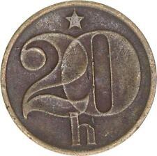 Tschechien, 20 Haleru 1974, A65425