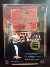 Salute to Vienna: A Strauss Gershwin Gala DVD 2001 Composers Musicians New FS