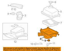 TOYOTA OEM 12-16 Camry Air Cleaner Box-Bottom Lower Housing Body 177010V030