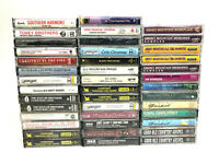Lot of 41 Cassette Tapes Various Artists - Smoky Mountain - Gospel - Christmas