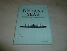 NEW IN BOX DISTANT SEAS THE MERCHANT MARINE GAME BOARDGAME 1992 VERNON PAUL NIB