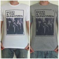 Echo And the Bunnymen T-Shirt Vest Tank Top Singlet Dress Sizes S M L XL