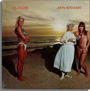 John Stewart - Blondes (1982) - New LP Record! Allegiance AV-431