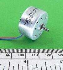 MOTORE ELETTRICO-MINIATURA solare tipo - 2 volt, 25 mm di diametro RIF: rc300-ft