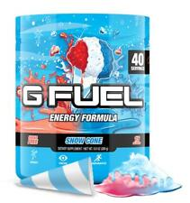 G Fuel Elite Energy and Endurance Powder Tub Snow Cone , 40 Servings