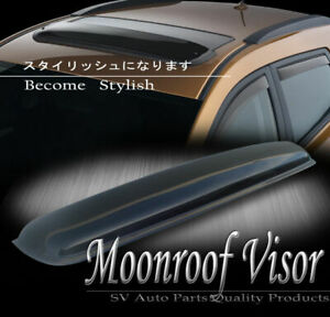 "Fit Ford 42"" Moonroof Visor Sunroof Deflector Rooftop Window Vent Rain Guard"