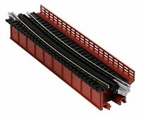KATO N gauge single wire deck girder curve curved iron bridge Zhu 20-465 YYY06