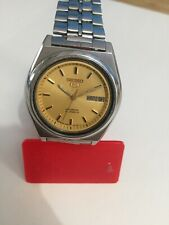 Vintage  Seiko 5 Automatic 7009-0200 SS/Steel Men's Watch