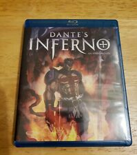 Dante's Inferno (Blu-ray Disc) An Animated Epic! ANCHOR BAY BLUE-RAY
