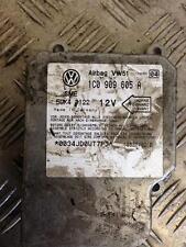 2004 1.9 TDI DIESEL VW BORA AIR ECU BAG 1C0909605A 5WK43122