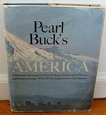 SIGNED Numbered Pearl Buck America Limited Bourke White Eisenstaedt Eugene Smith