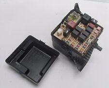 KM50760 2001 02 03 TOYOTA PRIUS ENGINE BAY FUSE RELAY BOX ASSEMBLY (631J17O) EM