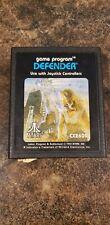 Atari 2600 Defender - Cartridge and Manual