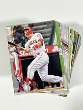 2020 Topps Series 1 - Base (1-150) - Pick to Complete your Set