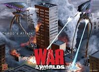 Pegasus 1/350 War Of The Worlds Tripod's Attack '05 Movie DIORAMA MODEL KIT 9006