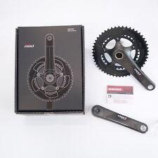 ALL NEW SRAM Red 22 Yaw GXP Carbon Road Bike Crankset 175mm 50/34T 11 Spd w/o BB