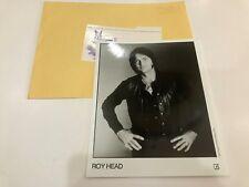 Treat her right Roy Head 8 x 10 Photo 1980