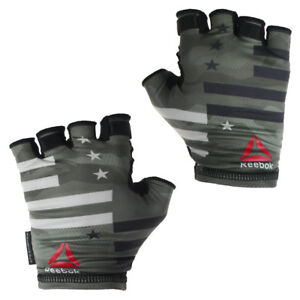 Reebok ONE Series Training Performance Gloves Gym Fitness Mens Gloves Wicking