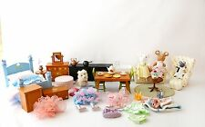American Girl Angelina Ballerina Furniture/Clothes/Dolls Lot Kitchen Bedroom