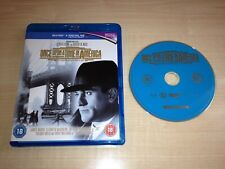 ONCE UPON A TIME IN AMERICA EXTENDED DIRECTORS CUT BLURAY CLASSIC SERGIO LEONE