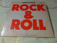 "Vanilla Fudge – ""Rock & Roll"" - 1969 Classic Rock / Psychedelic Rock Vinyl LP"