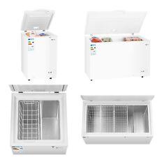 Kühltruhe Gefriertruhe Tiefkühltruhe bis 368L mit Sicherheitsschloss A+ 28°C