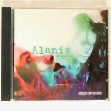 Alanis Morissette Jagged Little Pill  CD 1995, Maverick/Reprise