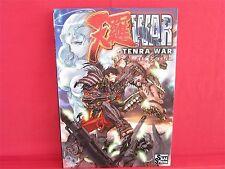 Tenra WAR game book (Login Table Talk RPG Series)