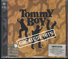 TOMMY BOY GREATEST HITS - 3 CD ( NUOVO SIGILLATO ) LIMITED EDITION