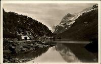 Lønvand Norwegen Norge AK ~1930/40 Fjord See Gewässer Berge Landschaft landskap