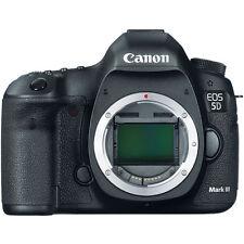 Canon EOS 5D Mark III 3 Digital SLR Camera Body Full Frame