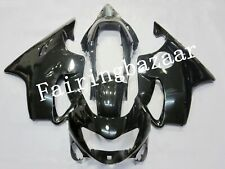 Fit for CBR600F4 1999 2000 Solid Black ABS Injection Mold Bodywork Fairing Kit